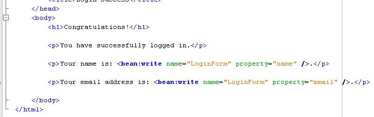 How to write taglib