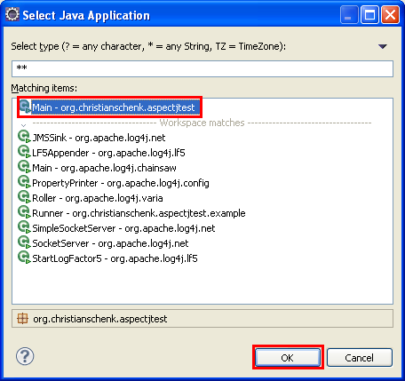 A tutorial on Java aspect oriented programming (AOP) with Eclipse
