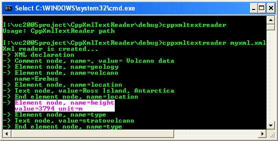 Xmlvalidatingreader examples