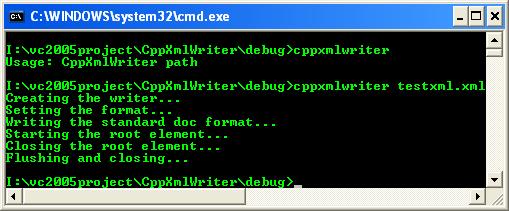 Creating XML Trees with the XmlTextWriter and XmlDocument Objects